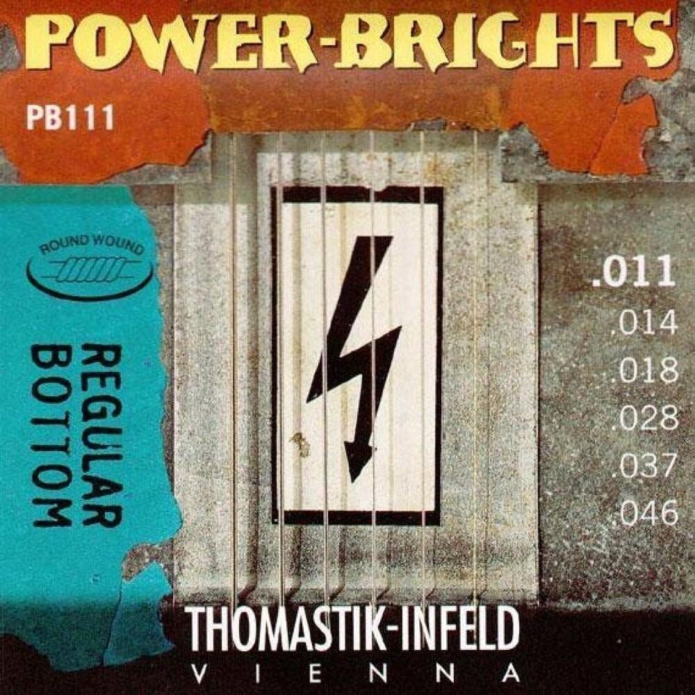 THOMASTIK TGPB111 POWER BRIGHTS 11/46