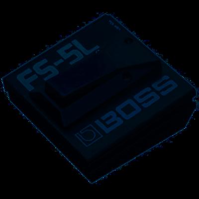 BOSS FS-5L FOOTSWITCH LATCH TYPE LED