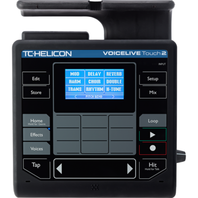 TC HELICON VOICELIVE TOUCH 2 PROCESSEUR VOCAL