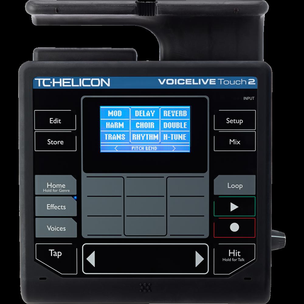 TC HELICON VOICELIVE TOUCH 2 PROCESSEUR VOCAL