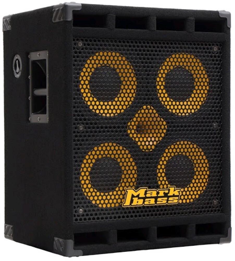 MARKBASS STD104HF 4X10 BASS CAB 800W (8 ohms)