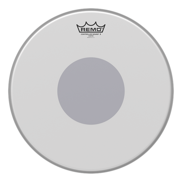 REMO CX-0114-10 CONTROLLED SOUND X 14'' SNARE BATTER