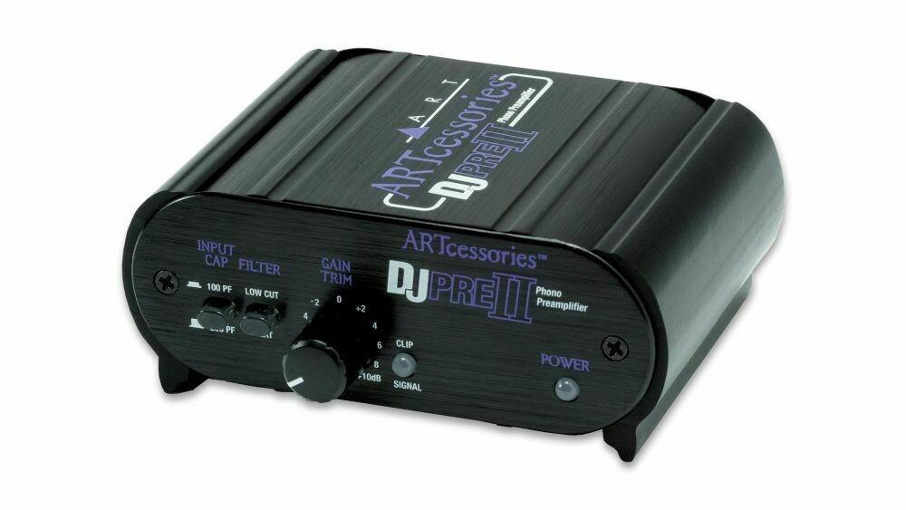 ART DJPRE-2 PHONO PREAMP