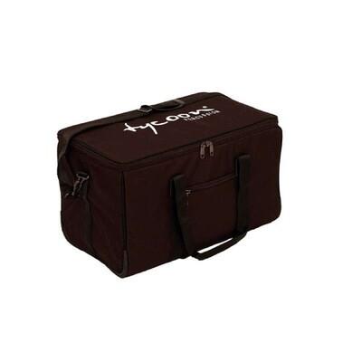 TYCOON TKBB-35 CAJON BAG 35 BLACK (14''x24'')