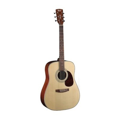 CORT EARTH70-NT DREADNOUGHT ACOUSTIC GUITAR /NATURAL