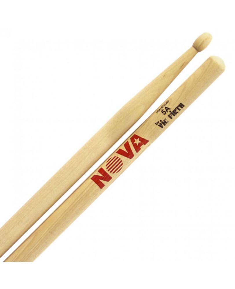 NOVA N5A HICKORY 5A BY VIC FIRTH