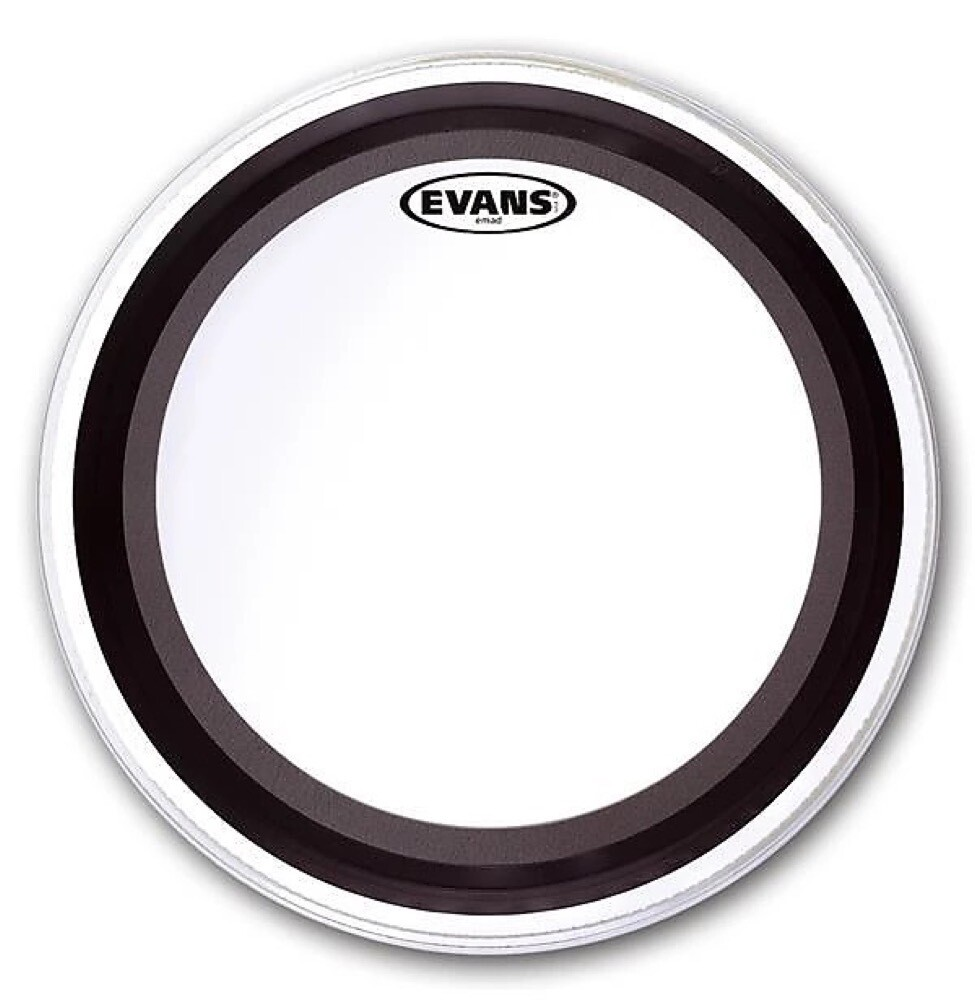 EVANS EMAD 24'' COATED BASS DRUM HEAD