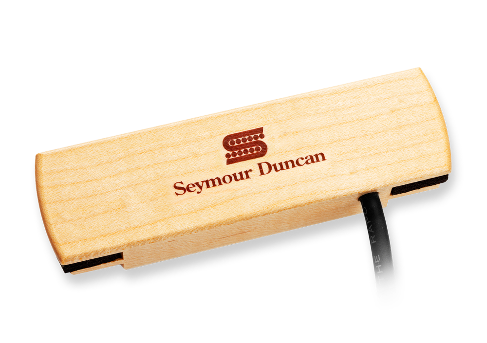 SEYMOUR DUNCAN 11500-31 WOODY HC ACOUS GT PICK UP /NATURAL