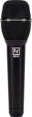 E-V ND86 supercardioid dynamic vocal mic