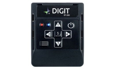 AIRTURN DIGIT BLUETOOTH HANDHELD REMOTE CONTROL WITH 6 MODES