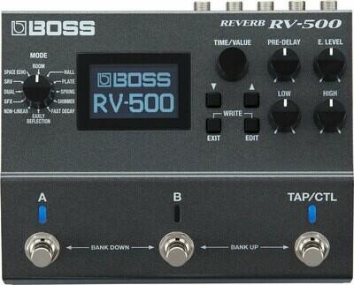 BOSS RV-500 PEDALE EFFET REVERB