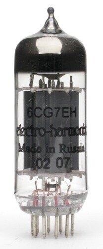 EHX 6CG7EH (RUSSIE)