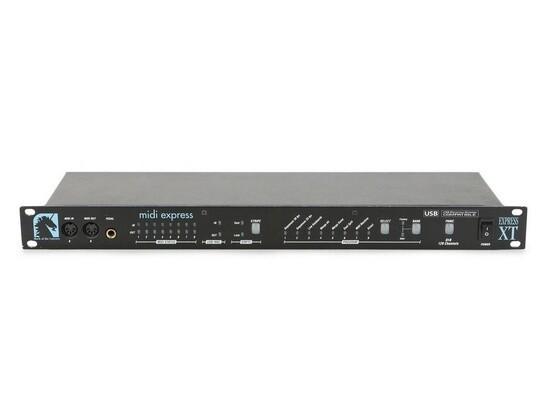 U MOTU EXPRESS XT INTERFACE MIDI 8x8 AVEC USB (usagé)