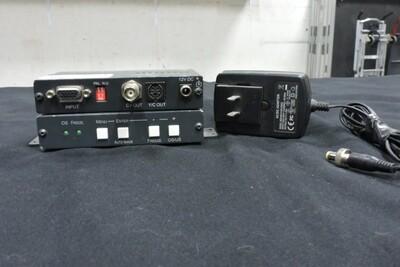 Kramer 90-701090 VP501XL Convertisseur Ordi a Vidéo (usagé)