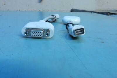 Adaptateur Mini-DVi à VGA (usagé)