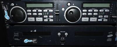 Stanton C-501 lecteur CD Double (MP.3) (usagé)
