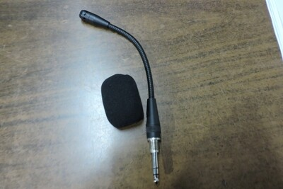 Telex MCP90-8 Micro col de cygne 8'' pour station intercom (usagé)