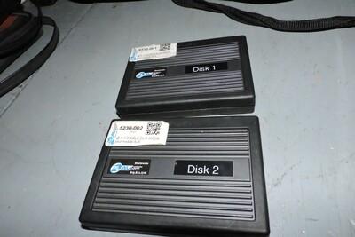 AJA KISTOR500R0 Disque dure 500GB (Le 2eme est gratuit pour les pièces) (usagé)