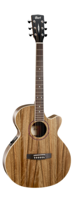 CORT SFX-DAO-NAT SHALLOW BODY ACCOUSTIC GUITAR WITH PICKUP