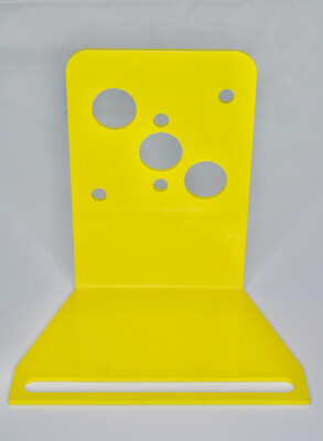 """Stand off Mounting Bracket (4"""" X 6"""")"""