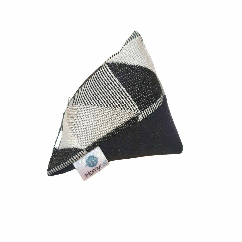 mini berlingot noir et blanc
