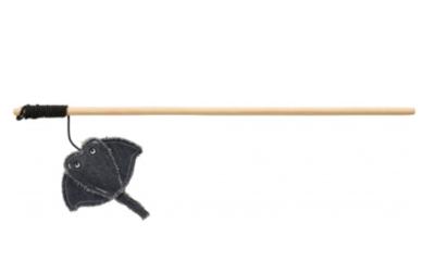 Canne à pêche raie