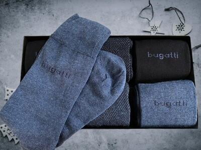 Socken Bugatti - 6er Pack