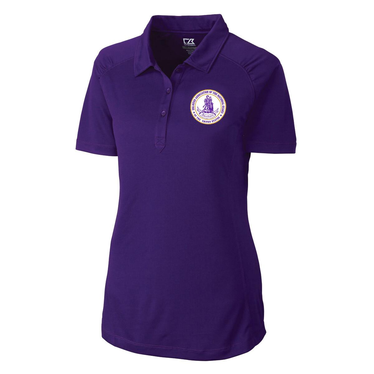Women's EANGUS Auxiliary Dry-Tec Polo