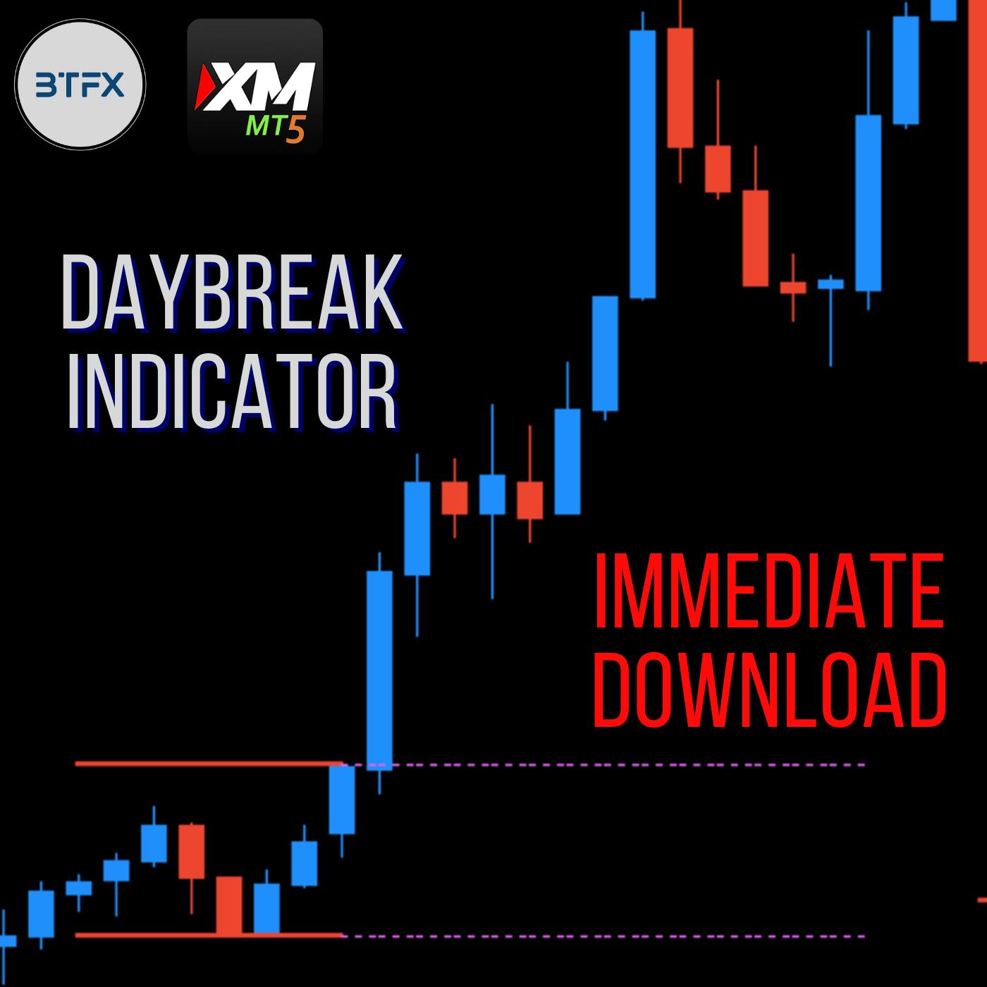 DayBreak MT5 Indicator