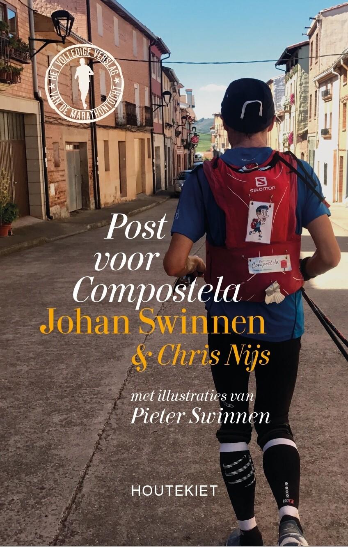 Boek 'Post voor Compostela'
