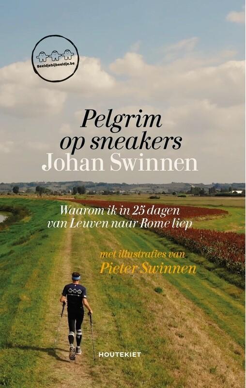 Boek 'Pelgrim op Sneakers'