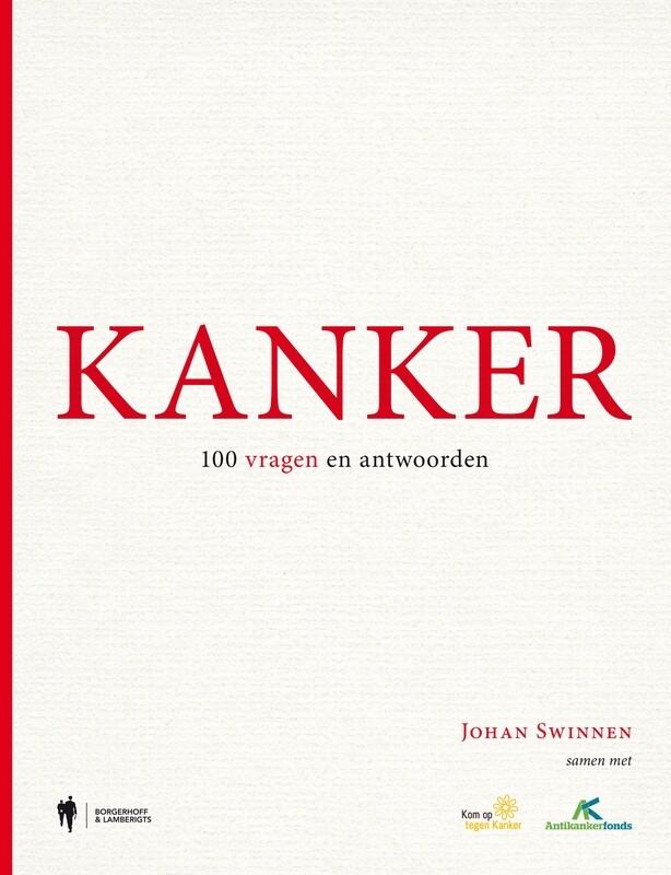 Boek 'Kanker: 100 vragen en antwoorden'