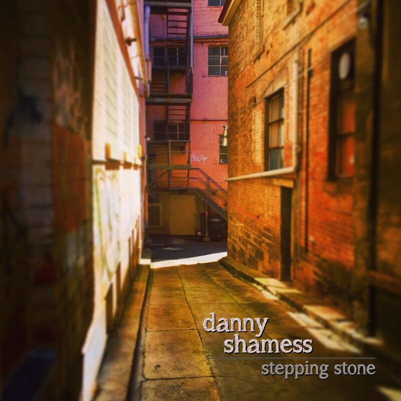 Stepping Stone (2018) - Signed CD
