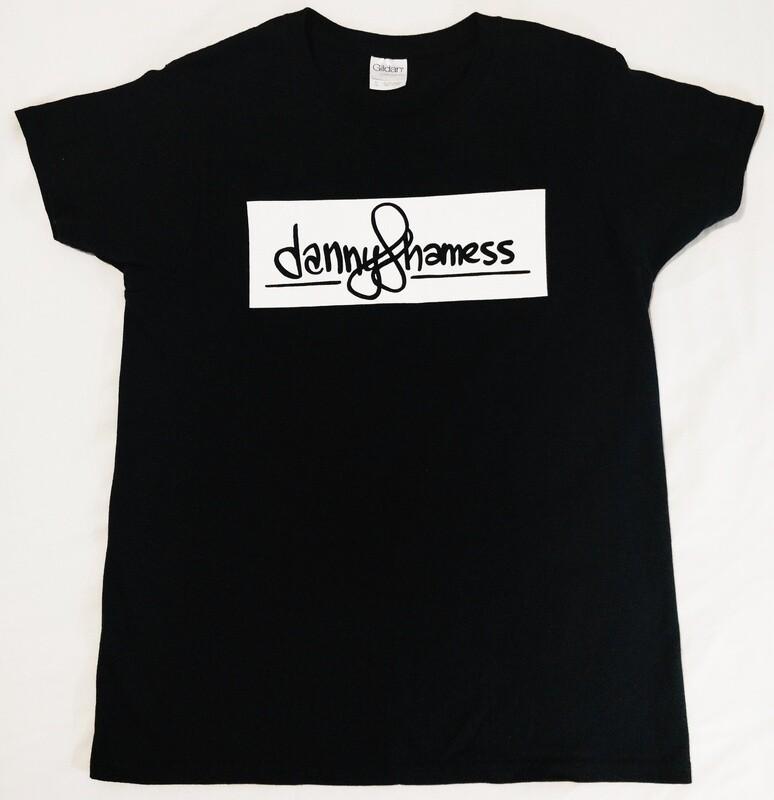 DS Black Logo Tee