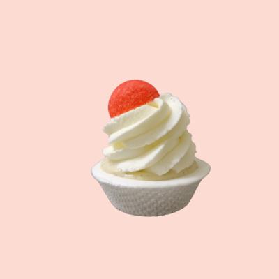 Meuh'ringue fraise tagada et vanille