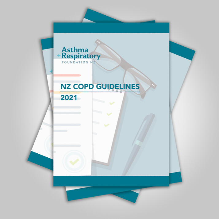 NZ COPD Guidelines 2021 - 1 Pack