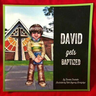 David Gets Baptized