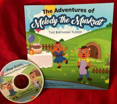 Melody The Muskrat