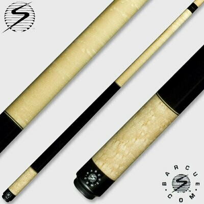 Samsara Bar Cue Series Birds-eye Maple / Ebonized Wrap