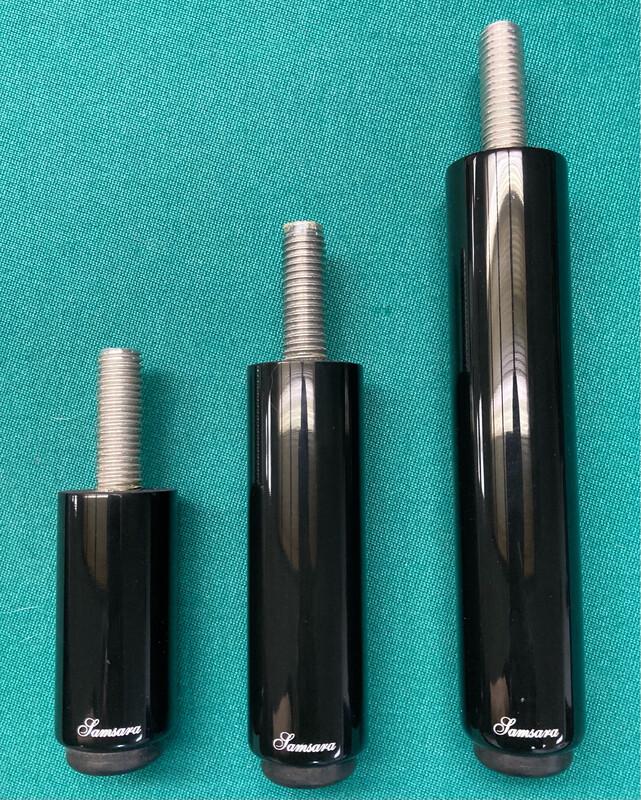 Samsara Cue Extension - Black