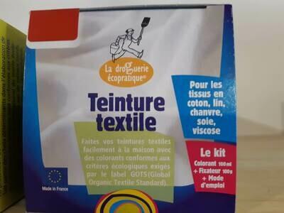 Teintures Textile