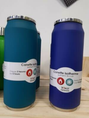 Canette Isotherme 0.5L