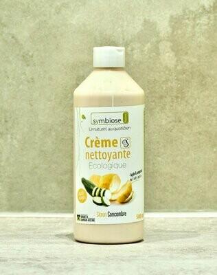 Crème nettoyante Citron Concombre