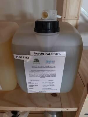 Savon Liquide Alep 30%