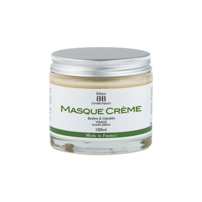 Masque Crème - Bardane et Calendula