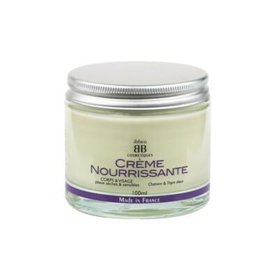 Crème Nourrissante - Chanvre et Thym