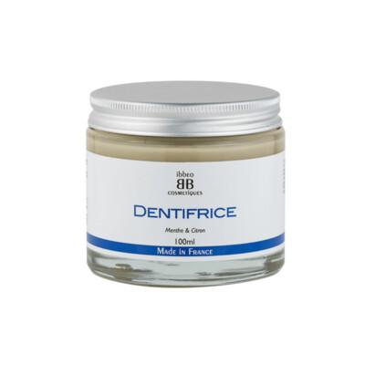 Dentifrice Menthe Citron