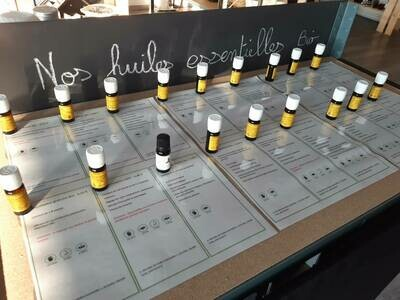 huile essentielle Pamplemousse Bio