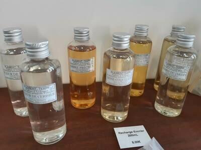 Recharge parfum Ambre Précieux