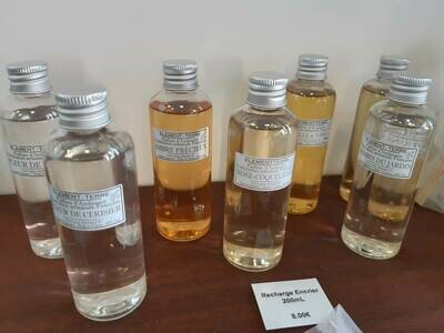 Recharge Parfum Rose Coquelicot
